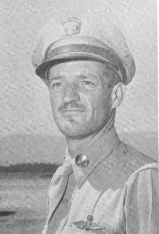 Ted Mitchell , operations chief of the Cargo division, he started at Falcon in Sept. 1941 as a basic instructor, and quickly went up the ladder to assistant flight commander, flight commander , and assistant chief pilot, remaining at the British school until called to head up the new military cargo line in November 1942