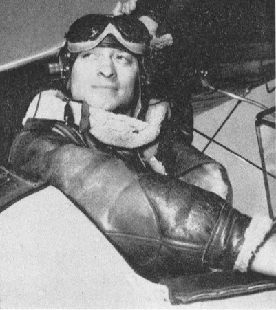 Alvin C. Algee, Falcon Field primary flight instructor.